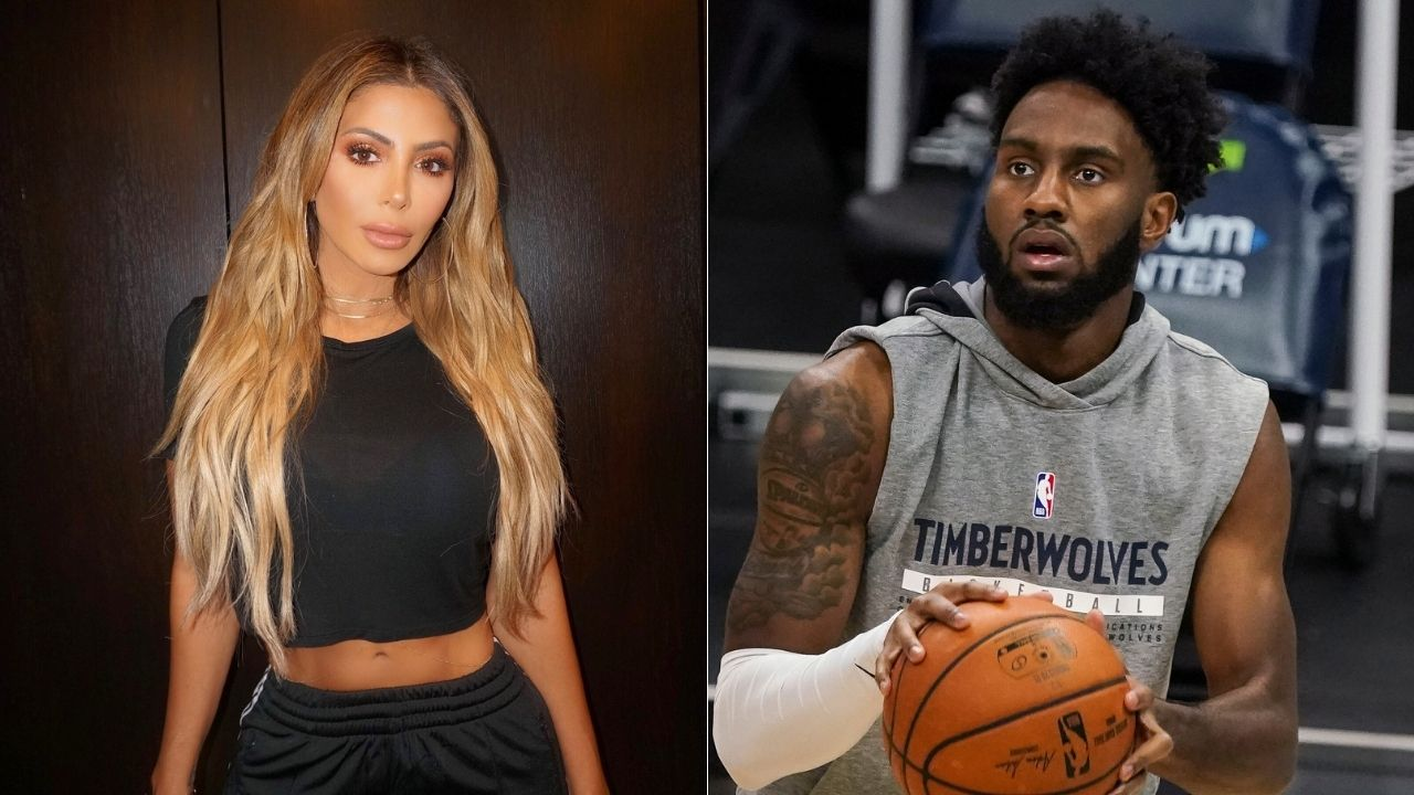"""""""Malik Beasley was cheap and cried too much"""": Larsa Pippen fires back at Montana Yao after Timberwolves star gets back together with his fiance"""