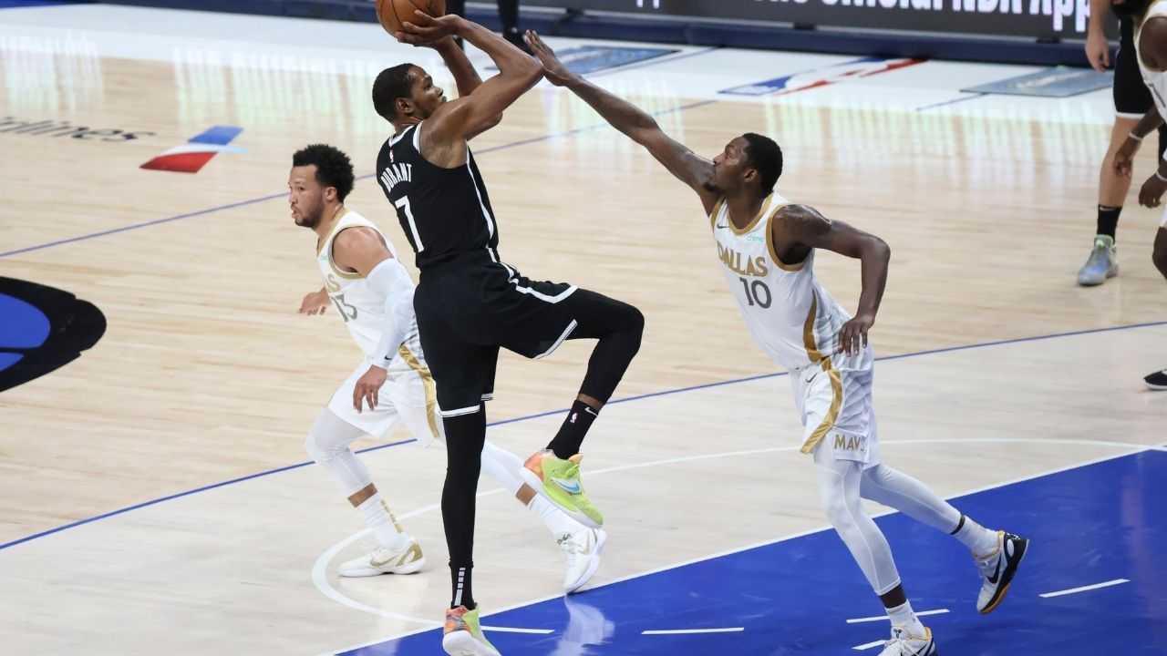 """""""Kevin Durant needs to shoot more 3s"""": Chris Broussard lobbies for Nets star to play more like Warriors star Steph Curry"""