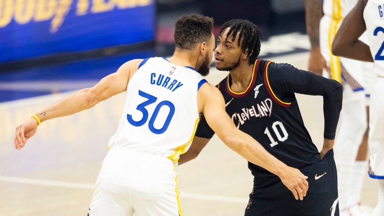 """""""I hate guarding Darius Garland"""": Draymond Green sings Cavaliers star's praise, calls him one of the best young guards in the NBA"""