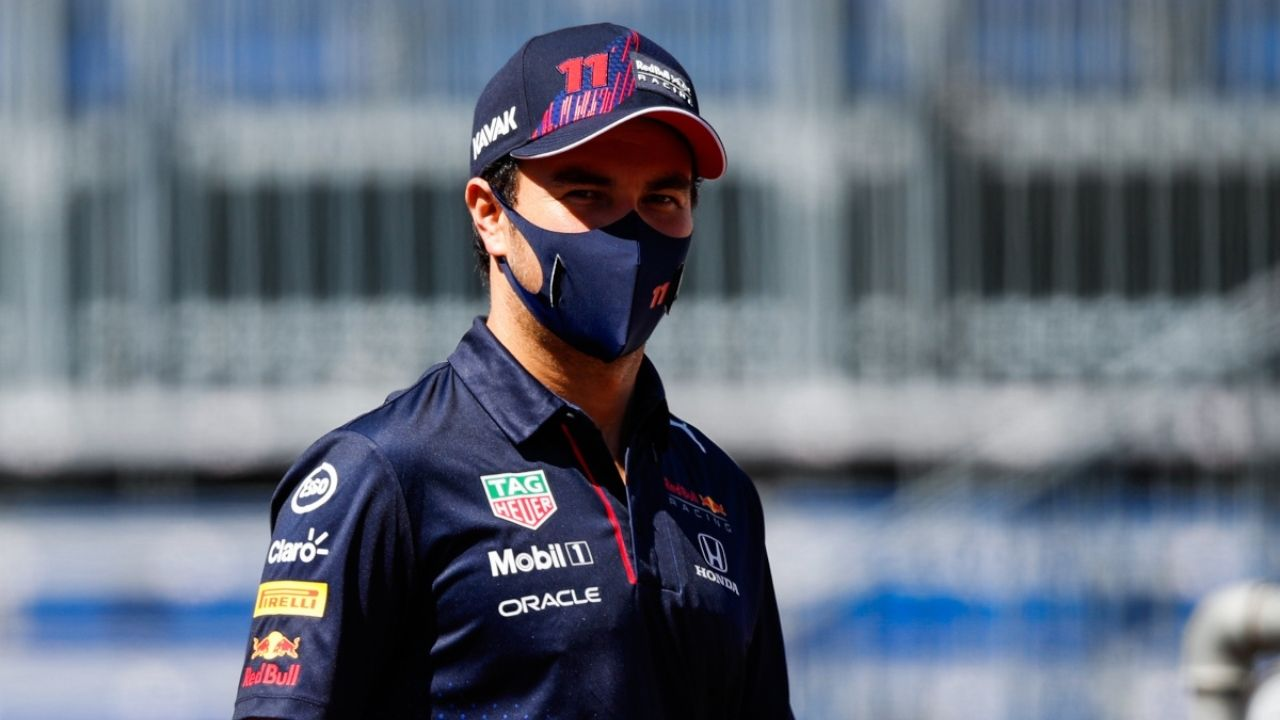 """""""I have to fix on Saturdays""""– Sergio Perez on his Red Bull struggles"""
