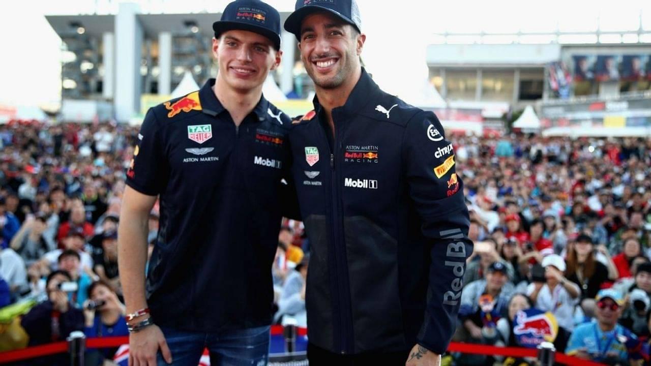F1 Baku 2018 Red Bull crash: What happened between Daniel Ricciardo and Max Verstappen in 2018 F1 Azerbaijan Grand Prix?