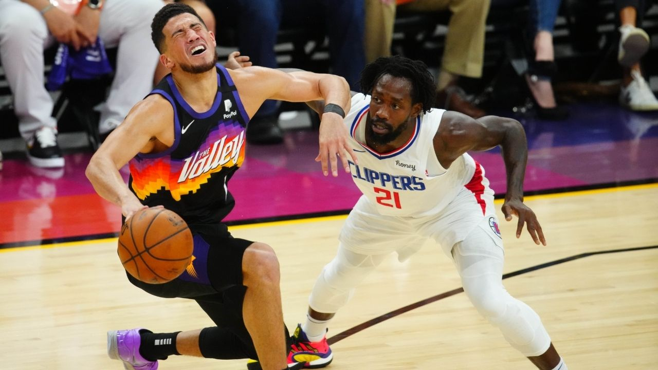 """""""Patrick Beverley spoke too soon"""": NBA fans ridicule the Clippers guard for taunting Suns fans moments before losing Game 2"""