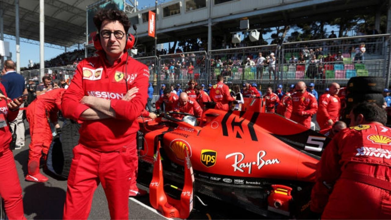 """To use a footballing metaphor""– Ferrari plans to counter attack in Azerbaijan"