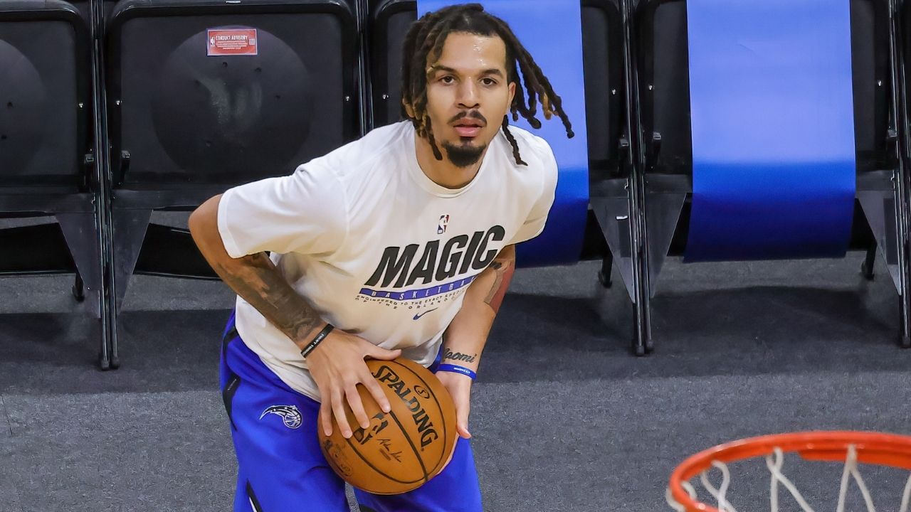 """""""Y'all are mad disrespectful"""": Cole Anthony mocks NBA award voters after being snubbed from All-Rookie First and Second Teams"""