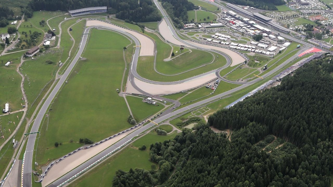 Styrian GP 2021 Weather Forecast: What's the weather forecast of Spielberg this weekend?