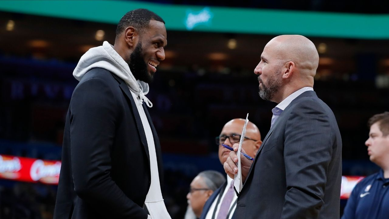 """""""Hate to lose Jason Kidd man but damn I'm happy for him at the same time!"""": LeBron James wishes former nemesis well after Kidd's appointment as Mavericks' head coach"""