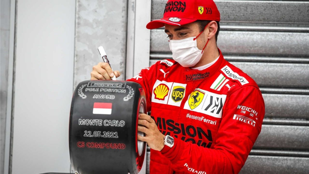 """""""I'm sure he will be smiling"""" - Remembering the 2017 F2 Azerbaijan Grand Prix which Charles Leclerc won and dedicated to his father"""