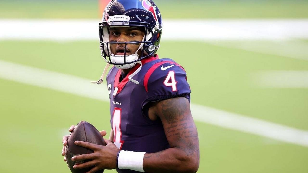 Will Deshaun Watson Play in 2021?: Houston Texans QB NFL Future Remains Doubtful