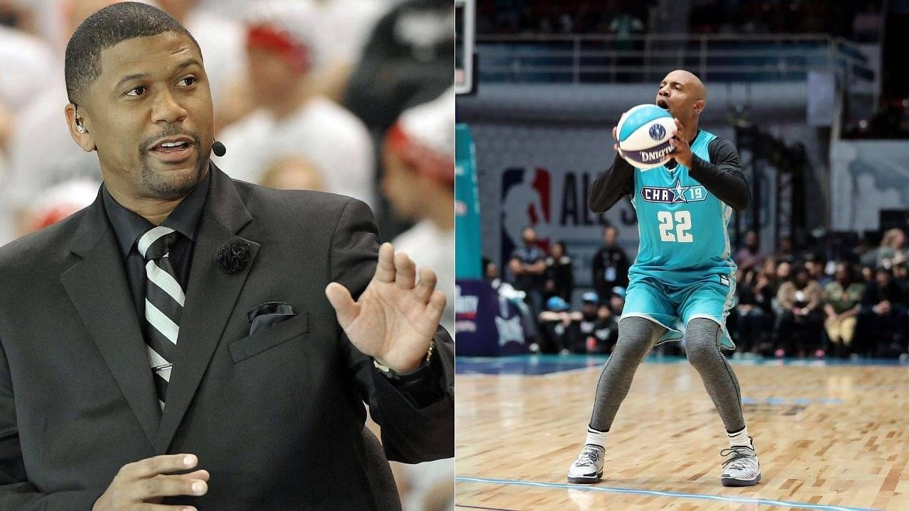 """Well I got hacked"": Jalen Rose ends Jay Williams' career on live TV with a joke referencing his tweet gaffe regarding Ime Udoka joining Boston Celtics"