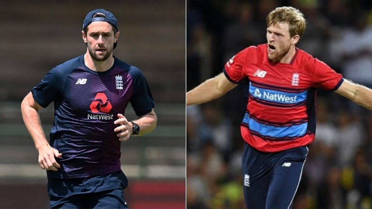 England T20I squad vs Sri Lanka: Chris Woakes, David Willey and Liam Dawson recalled to 16-member T20I team