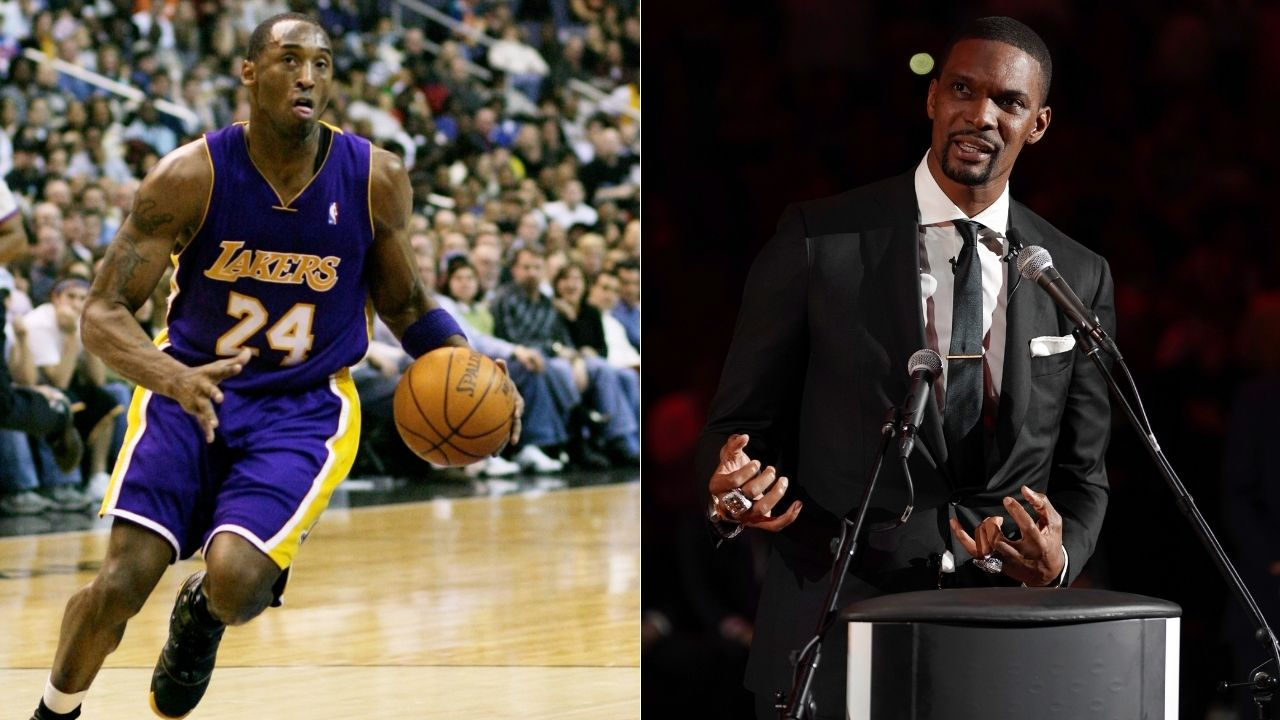 """""""Kobe Bryant was scoring 5 points at a time"""": Heat legend Chris Bosh opens up about the Black Mamba's historic 81-point performance"""