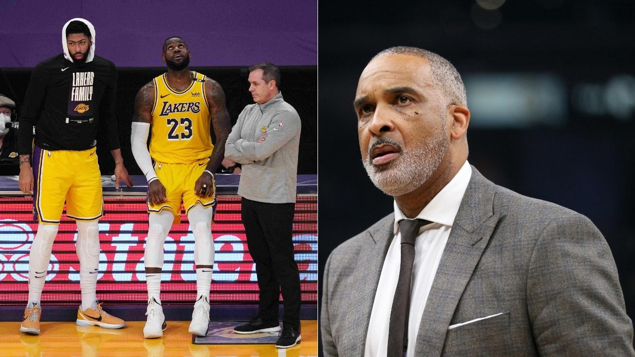 """""""LeBron James wants to be coached"""": Former Lakers assistant Phil Handy blasts critics for claiming that James is uncoachable"""