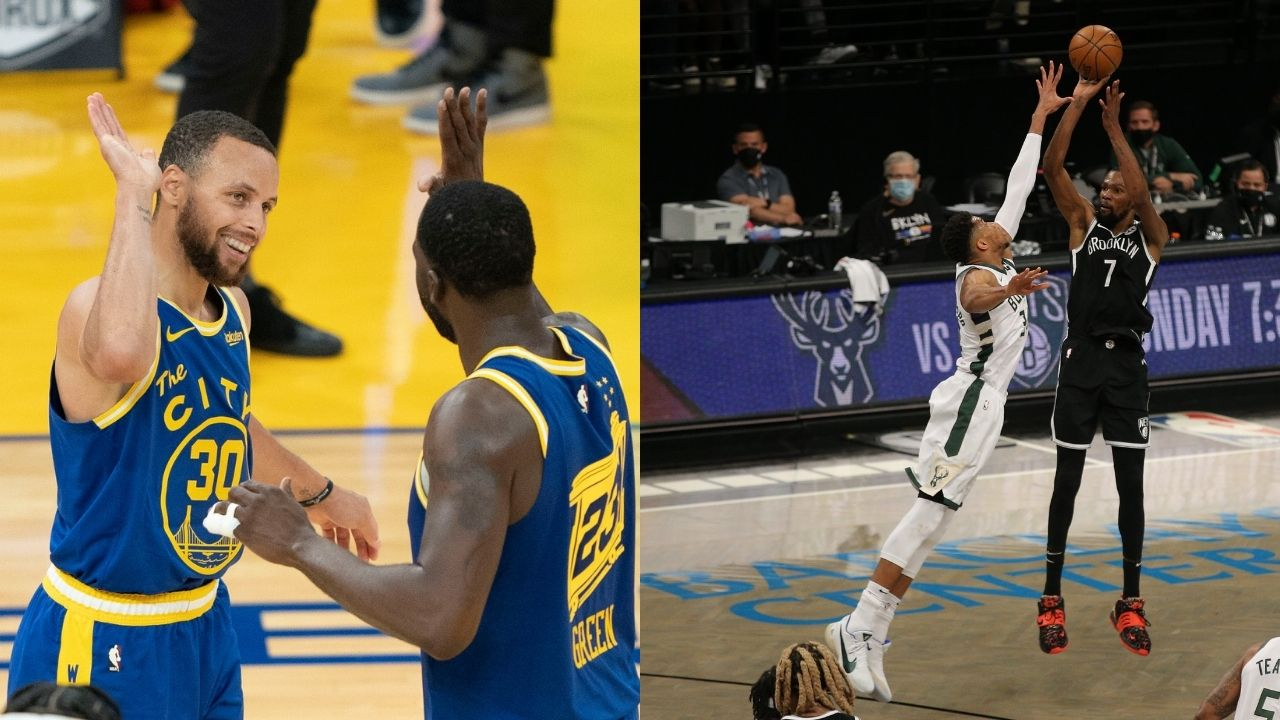 """""""Losing is easy, winning is the hard part"""": Draymond Green lays out the differences between this season alongside Steph Curry and their championship seasons with Kevin Durant"""