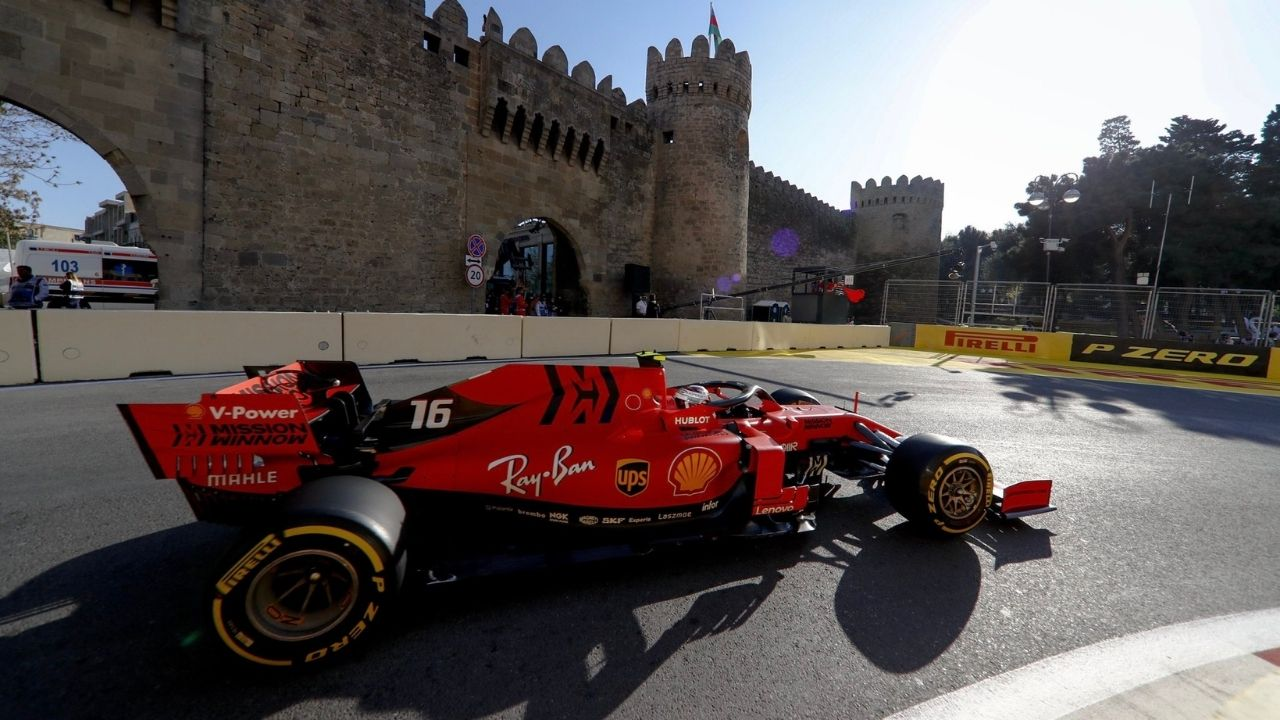 Azerbaijan F1 Track: Circuit Length, Top Speed, and other records at Baku City Circuit