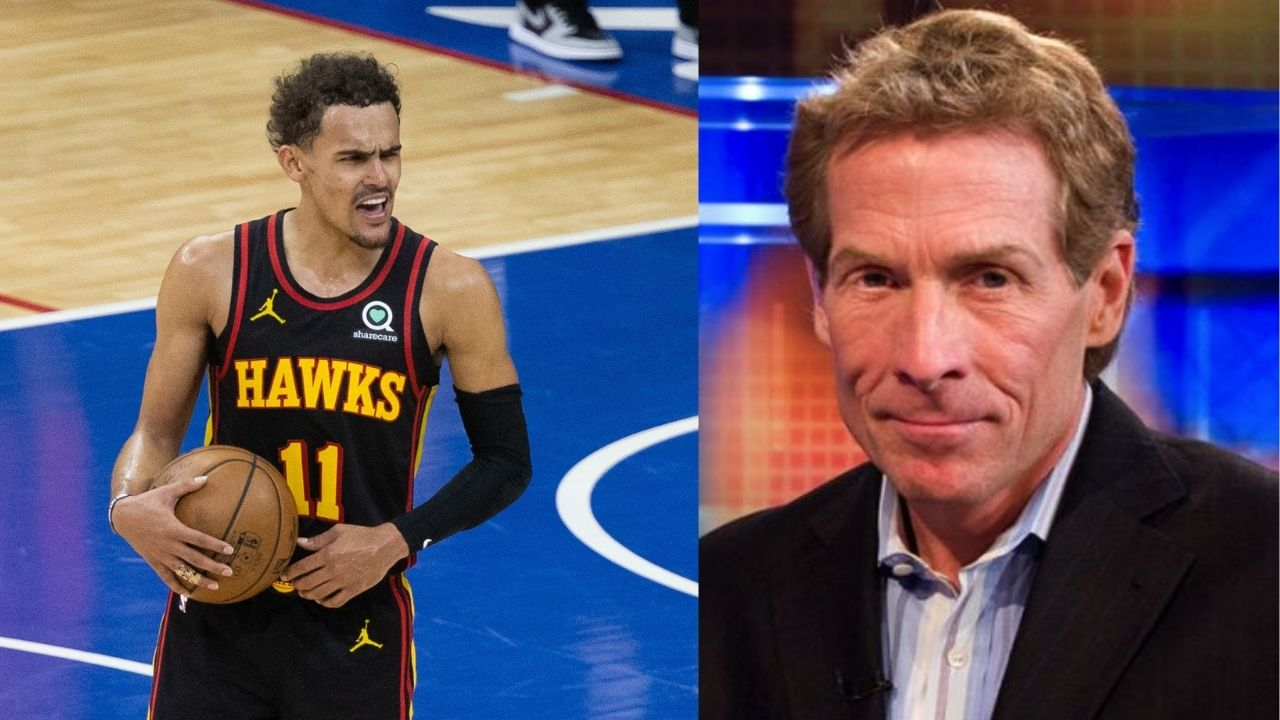 """""""Trae Young outplayed Giannis"""": Skip Bayless piles it on Bucks' 2-time MVP after they blow 7-point lead late in Game 1 vs Hawks"""