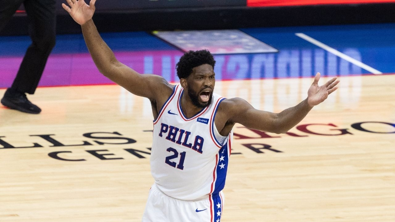 """""""We lost the game when we had an open shot, and we just got 1 point for it"""": Joel Embiid blames Ben Simmons' decision making for Game 7 loss vs Hawks"""