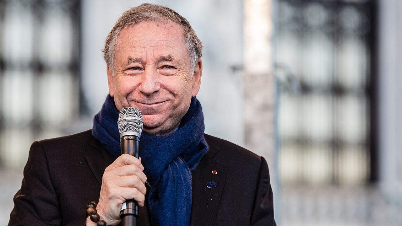 """""""Sport should not be involved with politics""""– FIA President Jean Todt"""