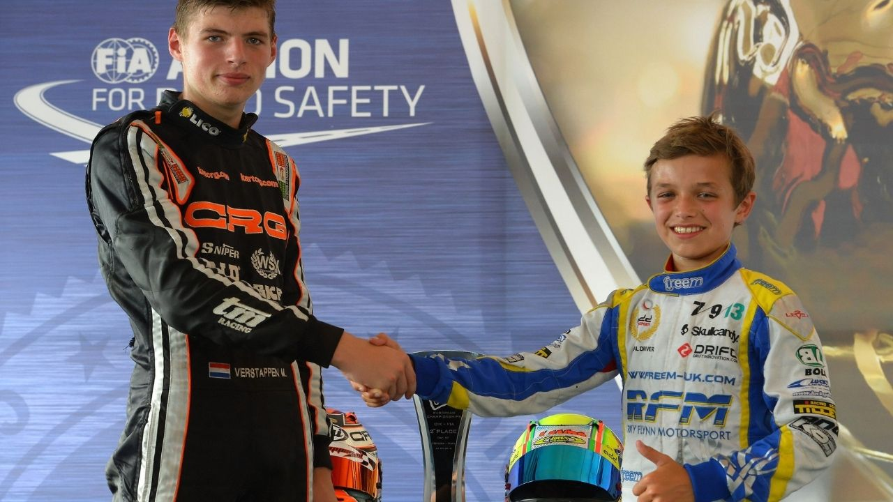 """""""He is one of the best drivers ever in Formula 1"""" - Lando Norris confident he can beat Max Verstappen"""