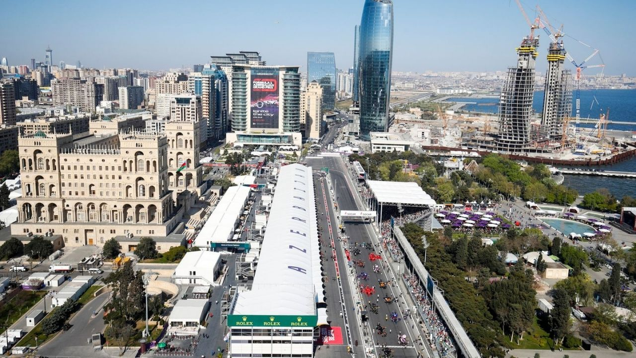 Azerbaijan GP 2021 Weather Forecast: What's the weather forecast of Baku this weekend