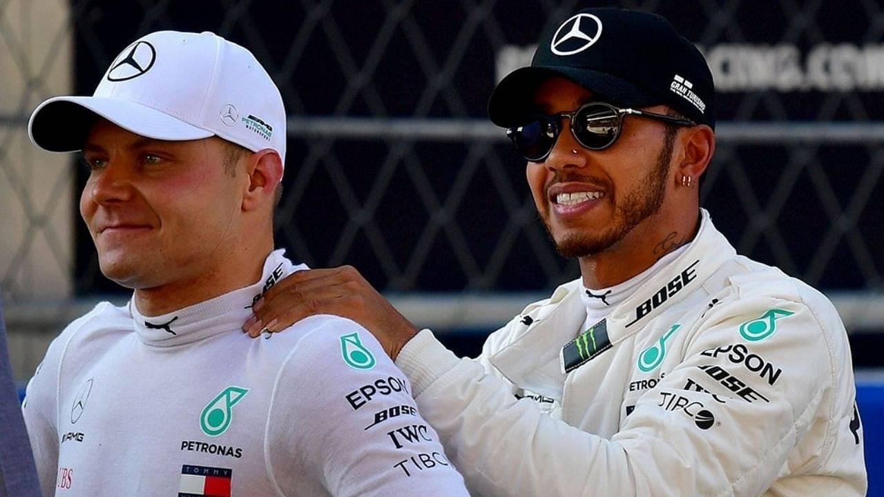 """Valtteri has been my best team-mate""– Lewis Hamilton backs Valtteri Bottas amidst his exit speculations"