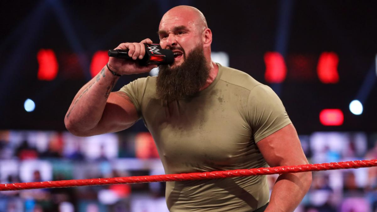 Real Reason why WWE Released Braun Strowman