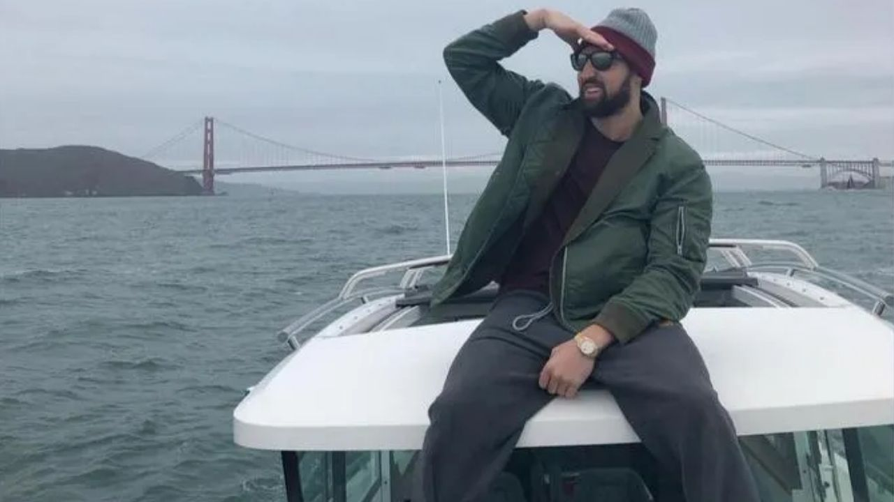 """""""Been grinding to get back to who I was... It's gonna be a beautiful thing when I do"""": Warriors' Klay Thompson talks about his return during the 2021-22 during his boat Instagram live"""