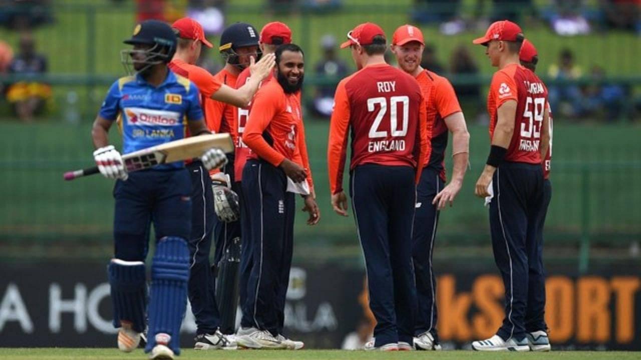 ENG vs SL Head to Head Records in T20Is   England vs Sri Lanka Stats   Cardiff T20I