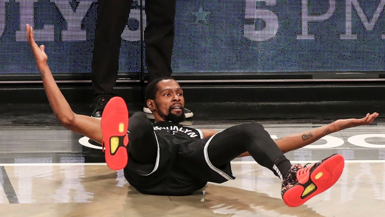 """""""Kevin Durant did everything he could and more"""": Kendrick Perkins lauds Nets superstar despite their Game 7 loss against Giannis' Bucks"""