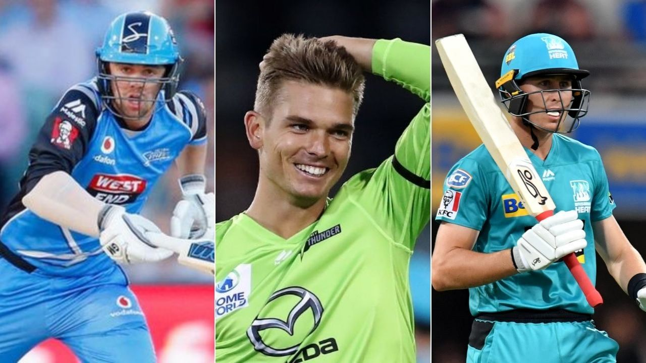 T20 Blast 2021: How many Australian players are playing in Vitality T20 Blast 2021?