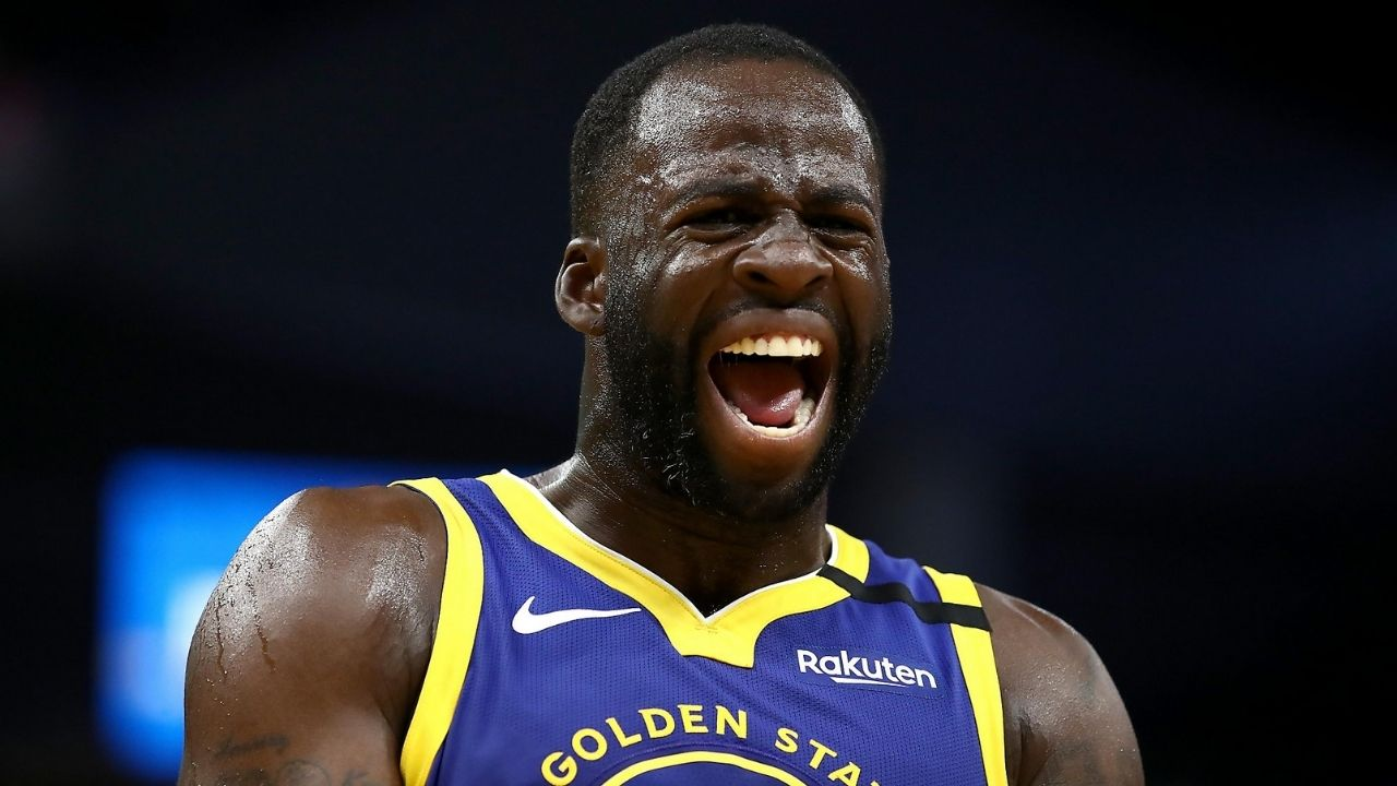 """""""Going from the best team in the NBA to the worst was a mind-f**k"""": Draymond Green admits that he lacked motivation during the Warriors 2019-20 season with Steph Curry sidelined"""