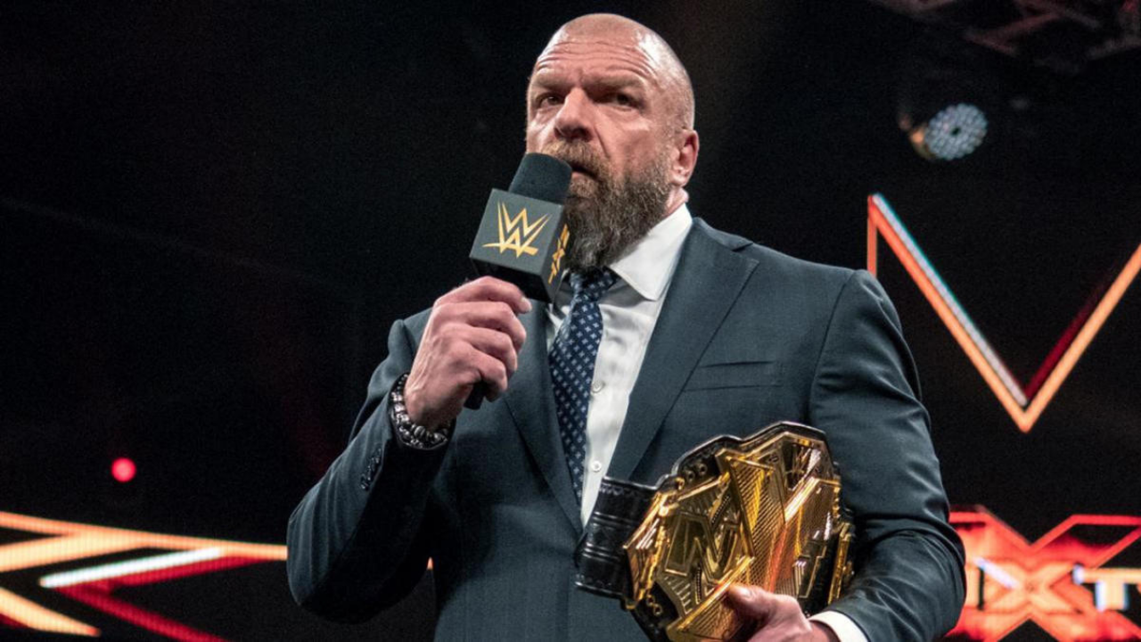 Triple H says fans ruined their own experince of WWE NXT