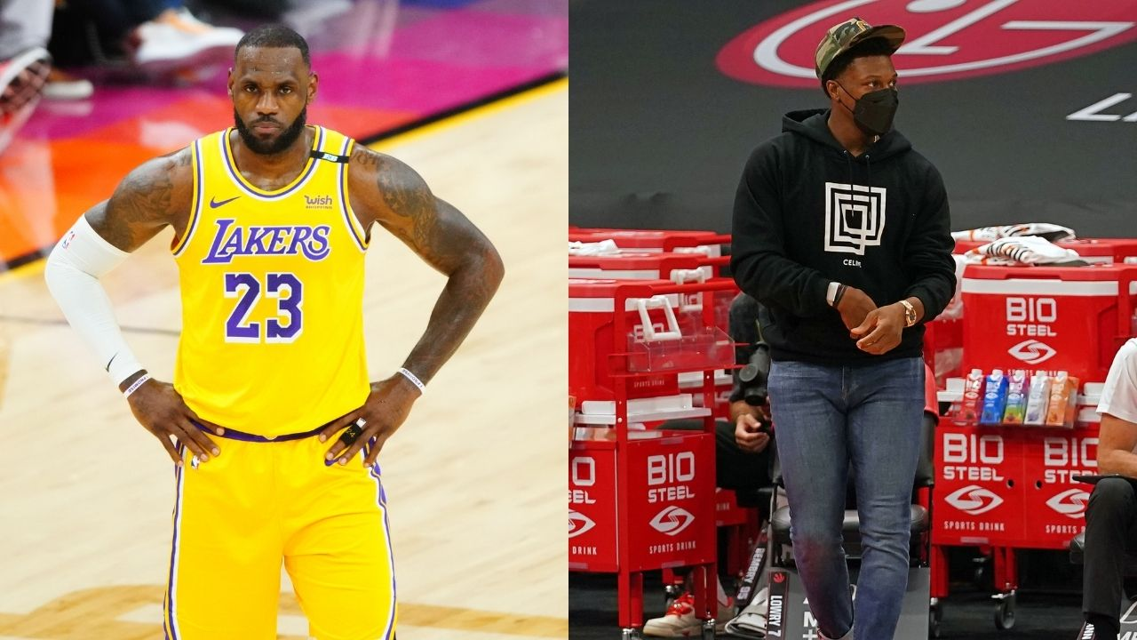 """""""Kyle Lowry to the Lakers?"""": LeBron James could team up with 2019 NBA champion as Rob Pelinka looks to replace Dennis Schroder"""