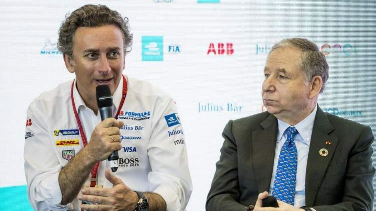 """Ferrari is going to do an electric Ferrari"" - Alejandro Agag wants Ferrari to join Extreme E and Formula E"