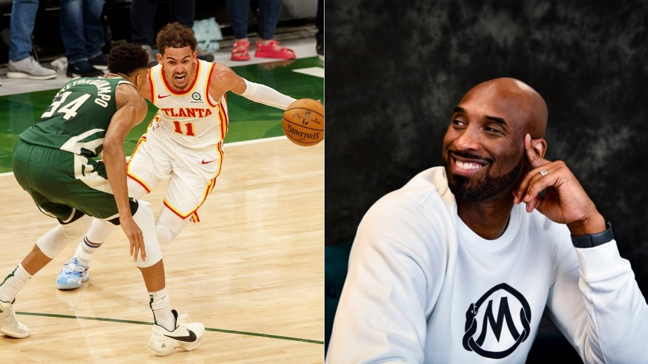 """""""Trae Young joined Kobe Bryant and LeBron James last night"""": Hawks star dropped a historic performance in their Game 1 win over the Milwaukee Bucks"""