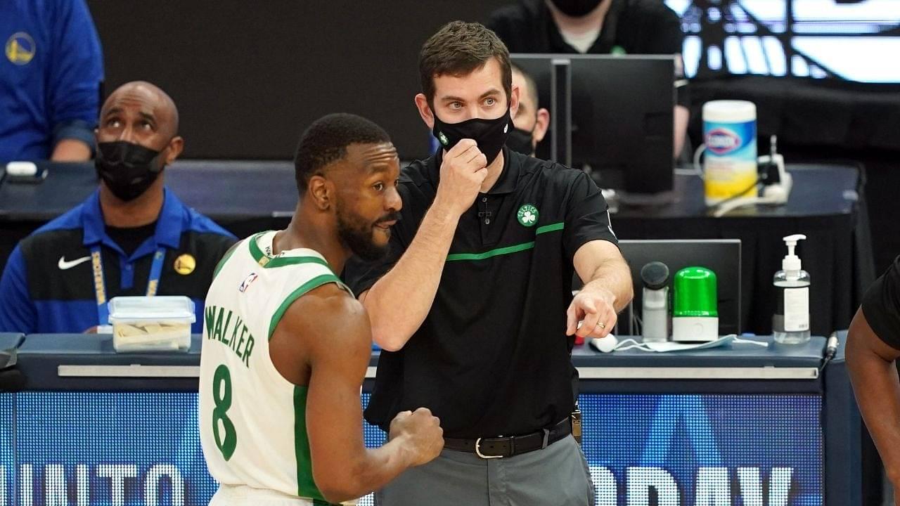 """Kemba Walker was heartbroken when Brad Stevens traded him"": Former Celtics star took his trade to OKC Thunder for Al Horford personally"