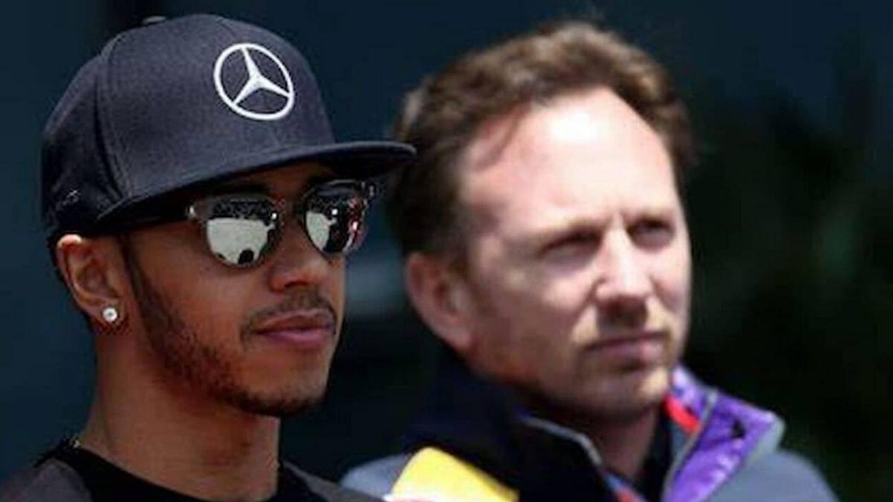 """""""Let's hope he's right""""– Christian Horner on Lewis Hamilton's rant in hopelessness"""