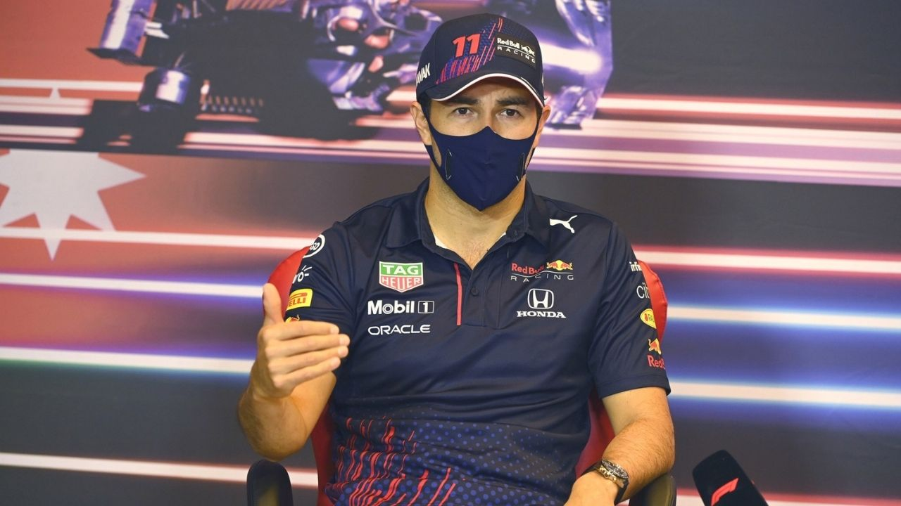 """""""I'm very, very pissed off today""""– Sergio Perez on missing front row start for Sunday"""