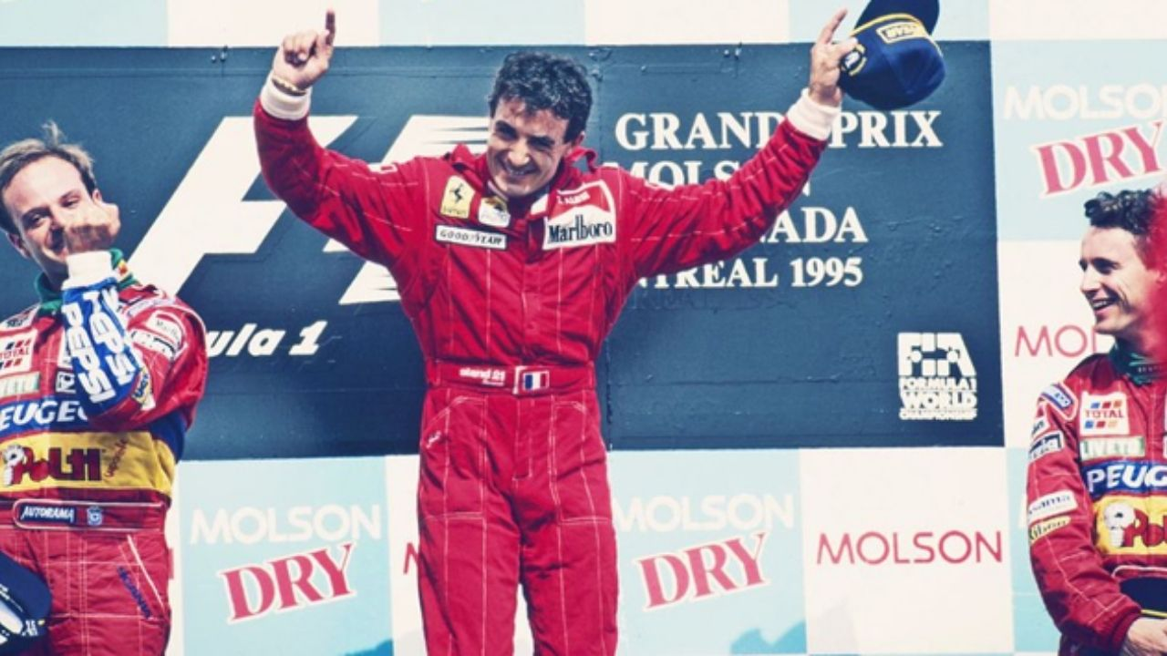 """""""I started to cry""""- Jean Alesi battled tears to grab his first and last F1 win"""