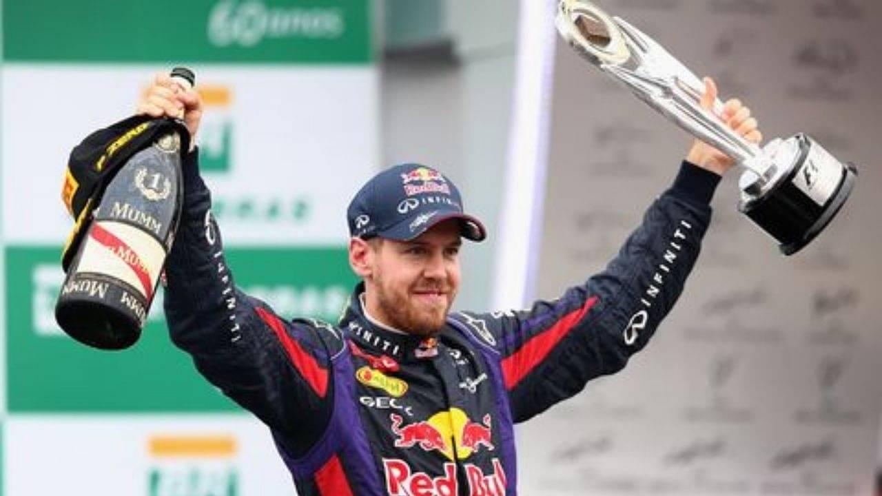 """""""I don't regret [not moving back to Red Bull""""– Sebastian Vettel"""