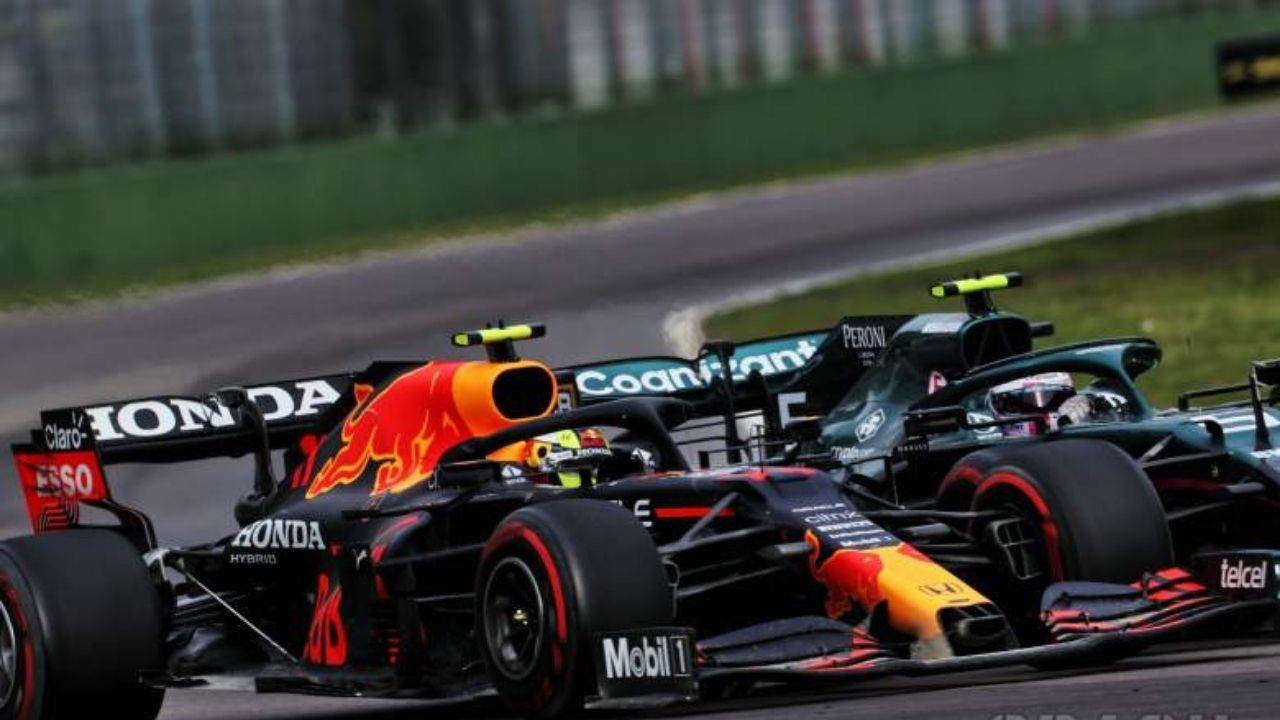 """""""If Mercedes don't do it themselves, they use a team like Aston Martin to do it""""– Helmut Marko"""