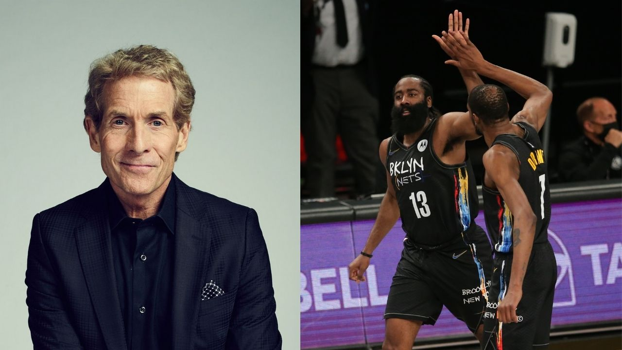 """""""Nets in 6!"""": Skip Bayless picks Kevin Durant and co to beat the Milwaukee Bucks in the Eastern Conference Semi-Finals"""