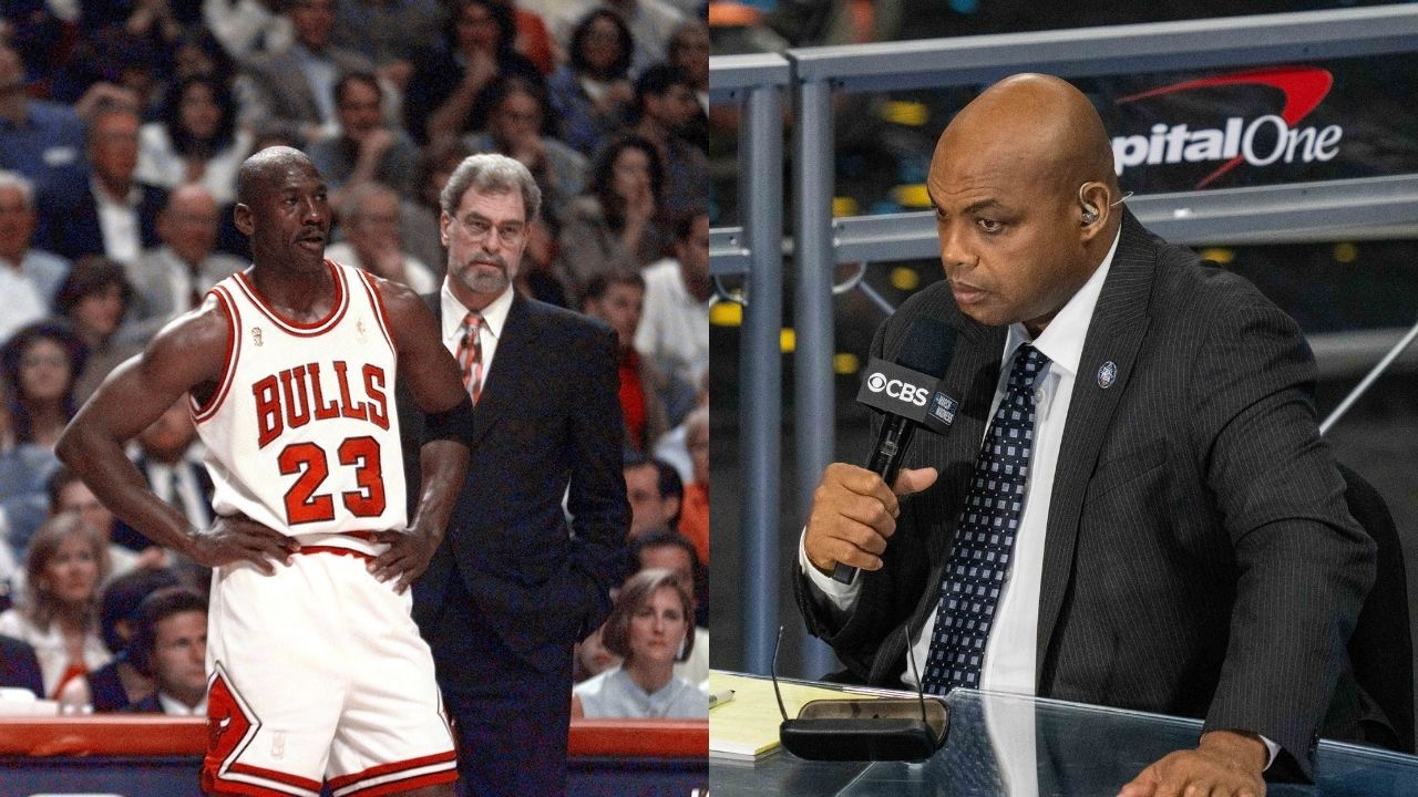 """""""Charles Barkley tried to defend me and I laughed at him"""": When Michael Jordan hilariously did not take the Suns legend seriously on defense"""