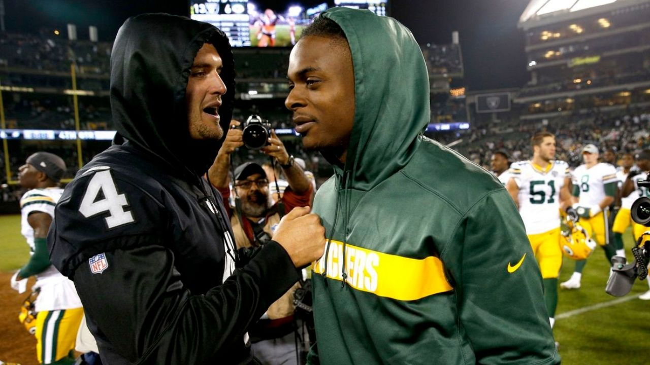 """NFL Trade Rumors: Davante Adams says """"it would be a dream"""" to play with Derek Carr again"""