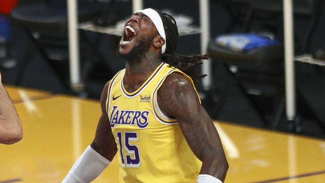 """""""Played the role I was asked to play"""": Montrezl Harrell fires back at the Lakers for not playing him enough in the Suns series"""