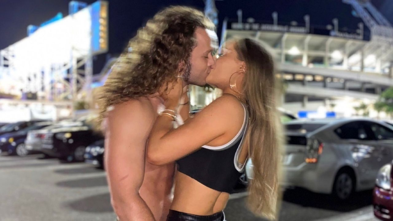 Jungle Boy and Anna Jay go public with relationship