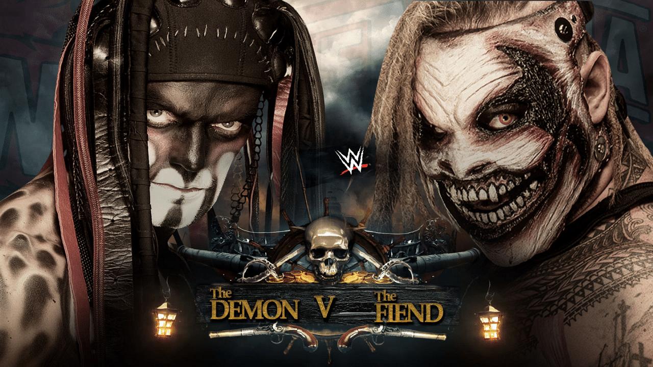 Real reason why Finn Balor's 'Demon' never fought Bray Wyatt's 'Fiend'. Bray Wyatt and Finn Balor fought each other at SummerSlam 2019.