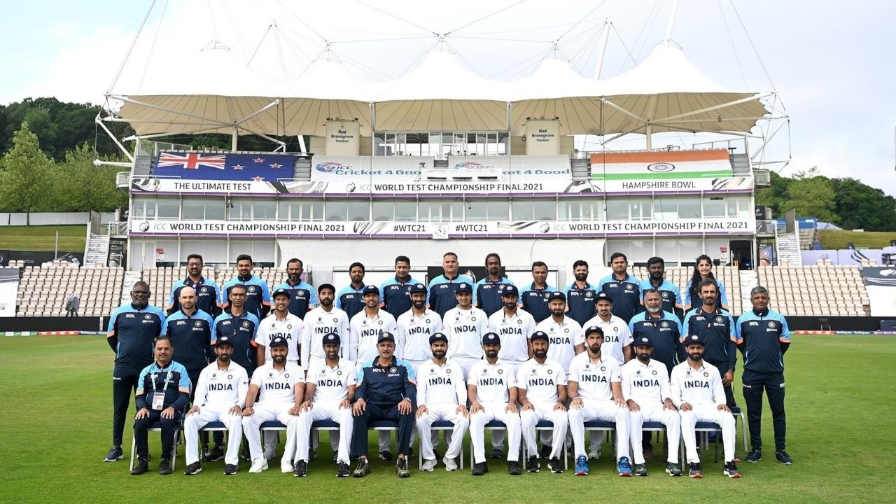 Indian Playing 11 today: India announce Playing XI for WTC Final 2021 vs New Zealand; include R Ashwin and Jadeja