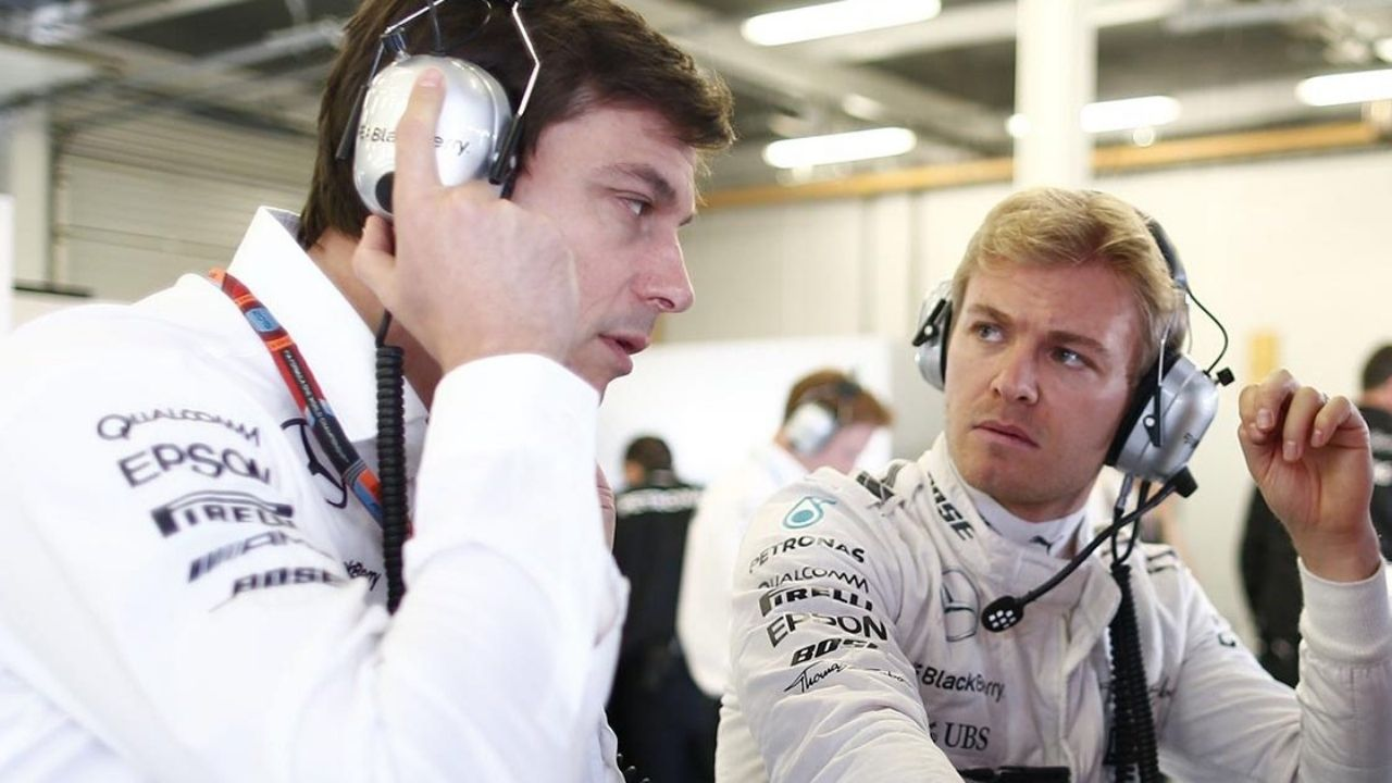 """""""It would be too much""""– Nico Rosberg doesn't want to lead an F1 team because of Toto Wolff"""