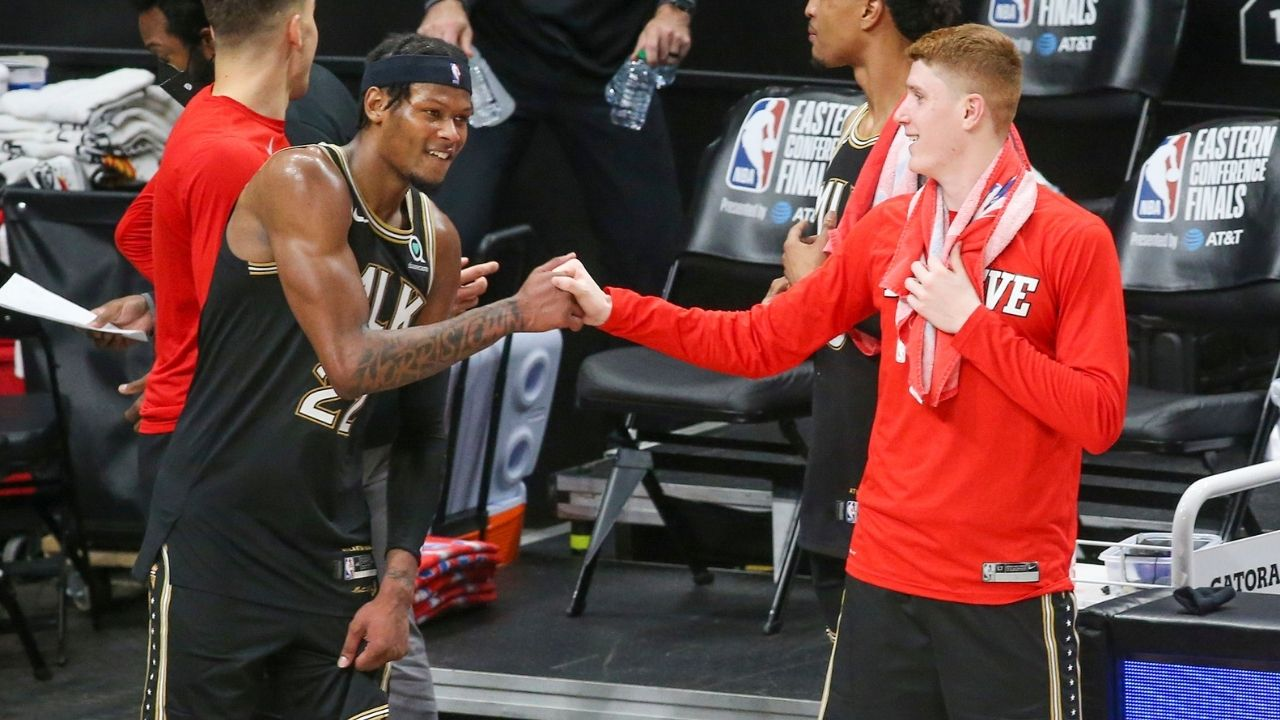"""""""Cam Reddish's energy was contagious tonight!"""": NBA Twitter heaps praises on the Hawks' youngster for his Game 4 performance against the Bucks"""