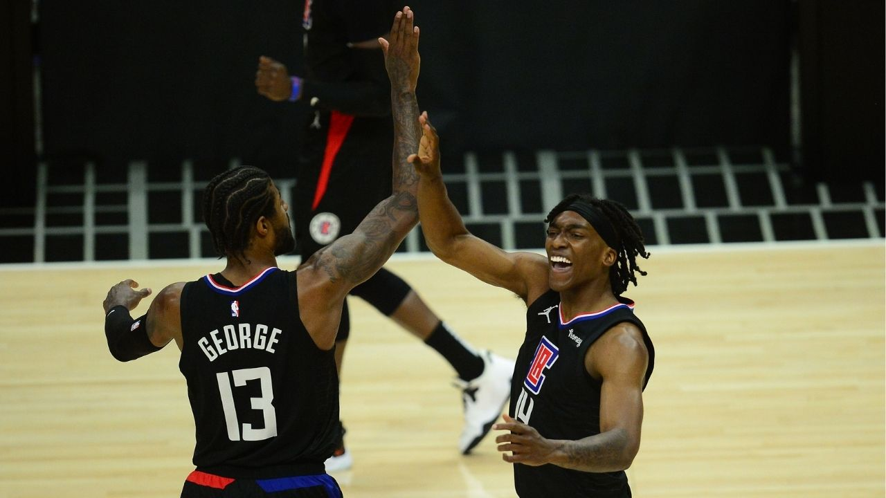 """""""0-2 Clippers are the greatest team in NBA history"""": NBA fans hilariously react to Paul George and co beating Chris Paul and the Suns in Game 3"""